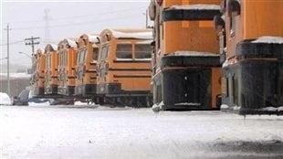 Transport scolaire annulé dans le sud-ouest