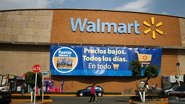 Un Walmart mexicain