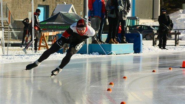 Laurent Dubreuil à la Coupe Canada de Québec