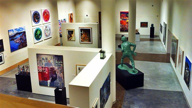 La galerie « Artists For Kids » de la fondation Gordon Smith à North Vancouver