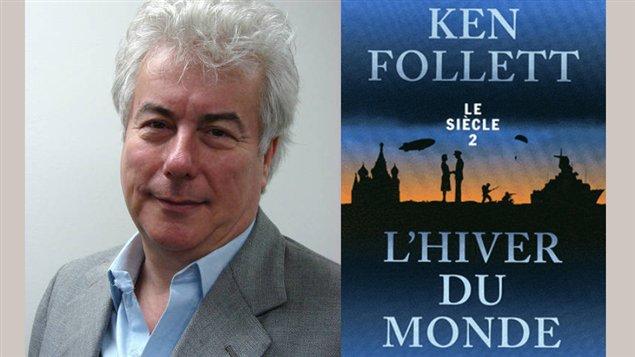 Ken Follet, auteur de <em>Le siècle - volume 2 : L'hiver du monde</em>