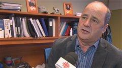 Jean Gagnon, président du Syndicat des fonctionnaires municipaux de Québec