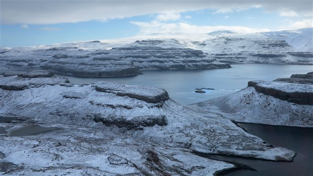 C'est le début de l'été en Antarctique.