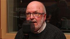 Marc Labelle. Radio-Canada/Cécile Gladel