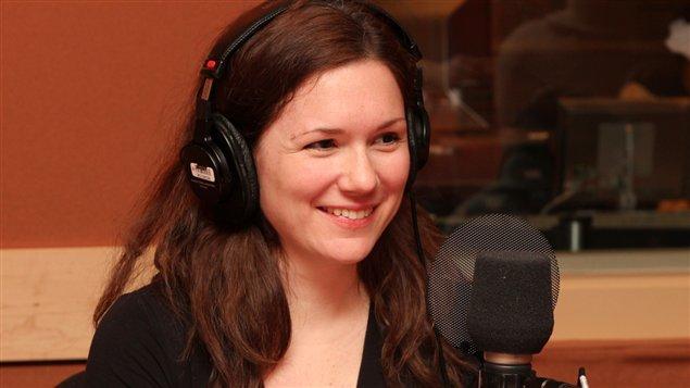 L�a Str�liski �Radio-Canada / Sophie Laforest