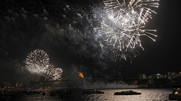 Célébrations à Sydney