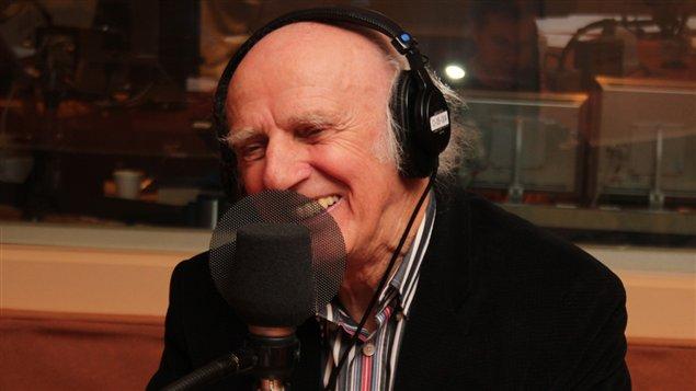 Gilles Vigneault à l'émission Médium large (2 janvier 2013)