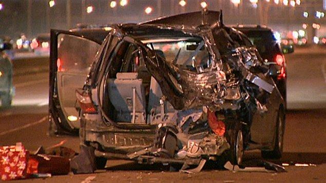 La police recherche le conducteur du Hummer impliqué dans la collision qui a tué un garçon de sept ans.