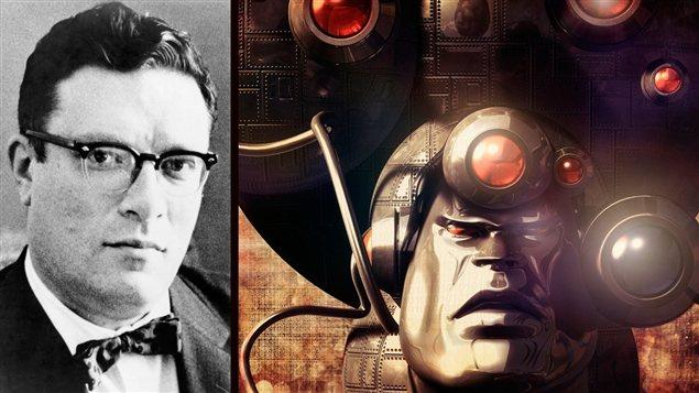 Né le 2 janvier 1920, l'auteur américain Isaac Asimov a publié près de 500 ouvrages, dont des livres de blagues, des biographies et des guides sur la littérature. Mais il est surtout connu pour ses romans de science-fiction mettant en scène des robots.