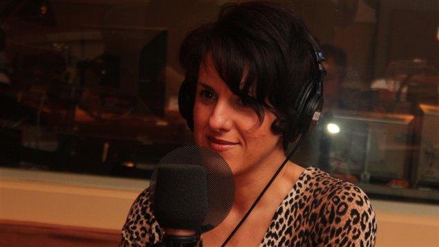 Djemila Benhabib �Radio-Canada/Marie-Sandrine Auger