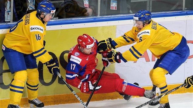 Russie contre la Suède