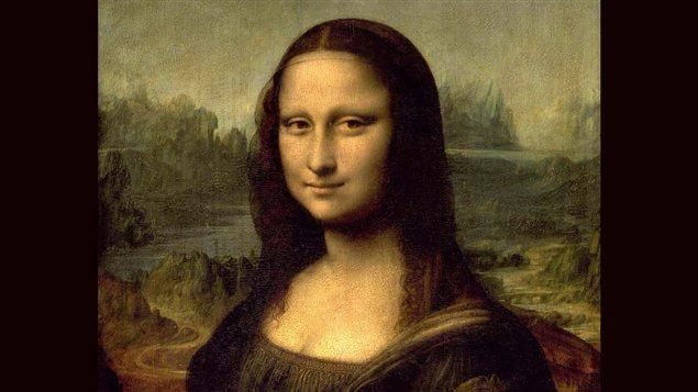 <em>La Joconde</em> de Léonard de Vinci