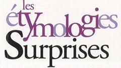 Le livre Les �tymologies surprises