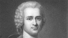 Jean-Jacques Rousseau, sur une gravure du 18e si�cle / iStock