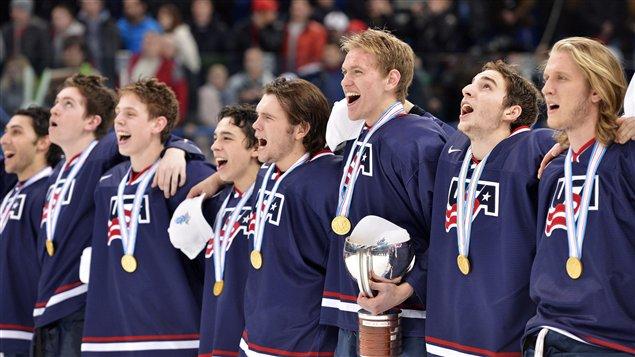 L'équipe junior des États-Unis