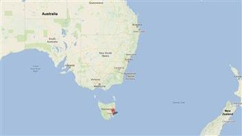 La Tasmanie est un État australien situé à 240 km de la côte Sud-Est de l'île principale de l'Australie