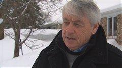 Maurice Dumas, chroniqueur sportif au quotidien Le Soleil