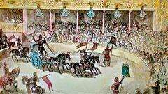 Le cirque de Philip Astley