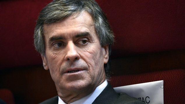 Le ministre français délégué au Budget, Jérôme Cahuzac