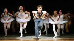 La comédie musicale <em>Billy Elliot</em>