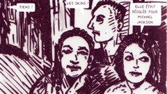 Image tirée du livre <em>Histoires</em>, de Máša Borkovcová, Markéta Hajskà et Vojstech Masek