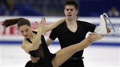 Jessica Dubé et Sébastien Wolfe