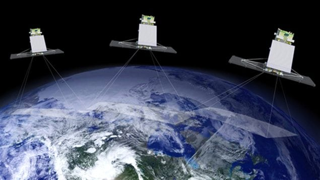 In 2018, Canada will launch an expanded constellation of RADARSAT satellites that can be used day and night and in all weather. This enhanced capability will allow Canadian authorities to track maritime traffic over much larger swathes of ocean and provide for more timely identification of vessels that may require further scrutiny