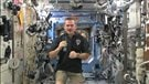 Chris Hadfield en direct de l'espace