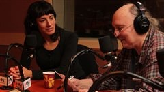 Marie-Hlne Thibault et Lucien Francoeur Radio-Canada/Marie-Sandrine Auger