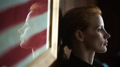 Jessica Chastain interpr�te Maya dans <i>Zero black thirty</i>