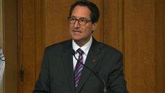 Le maire de Montréal Michael Applebaum