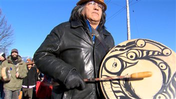 Idle No More 11 janvier 2012 Vancouver