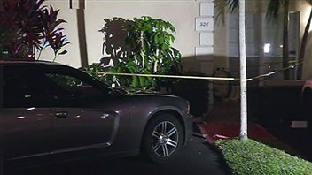 Un couple de Canadiens a t assassin  Hallandale en Floride.