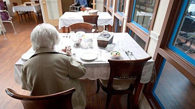 Une retraitée (archives)