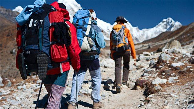 Voyageurs dans l'Himalaya | ©IStockphoto