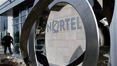 L'entrée des bureaux de Nortel à Toronto, en 2009