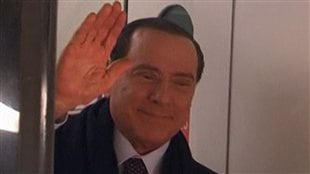 La perspective de Berlusconi