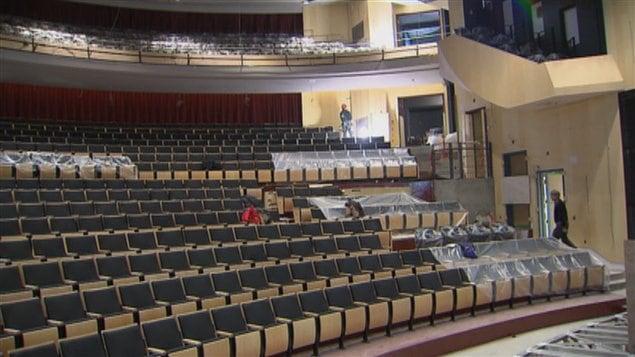 Le Théâtre Banque Nationale