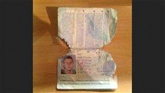 Passeport du joueur de rugby de Jason Tovey