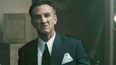 Sean Penn dans le r�le de Mickey Cohen dans <em>Gangster squad</em>, de Ruben Fleisch