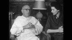 Georges-Henri L�vesque interview� par Judith Jasmin en 1956