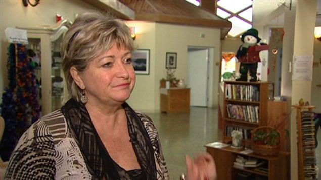 Suzanne Fitzback, directrice générale de la Maison Mathieu-Froment-Savoie, s'oppose au suicide assisté.