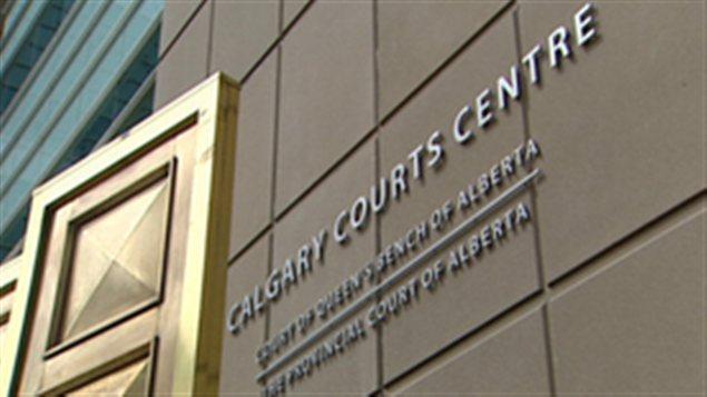 Centre de justice de Calgary