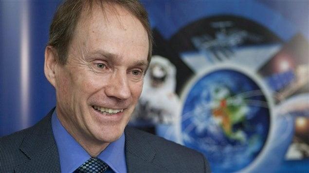 L'ancien astronaute Steve MacLean, directeur de l'Agence spatiale canadienne