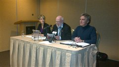 Conférence de presse de Pétrolia
