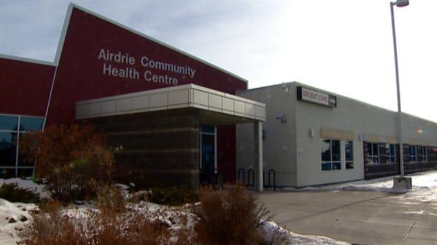 Centre de santé communautaire d'Airdrie