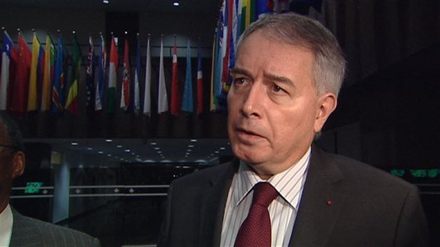 Philippe Zeller, ambassadeur français au Canada