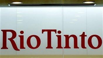 Le logo de Rio Tinto