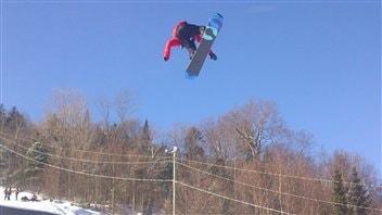 Plus haut, plus loin aux Championnats du monde de surf des neiges
