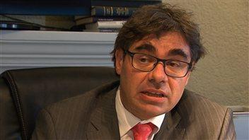 Pierre Noreau, professeur au centre de recherche en droit public de l'Université de Montréal